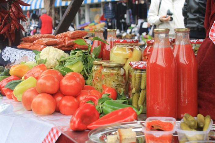 Popis obiteljskih poljoprivrednih gospodarstava u sklopu Gradske tržnice