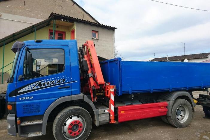 4. travnja kreće nova akcija odvoza krupnog otpada i to s novim kamionom Komunalca