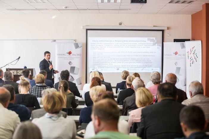 Odličan odaziv poduzetnika na programe ESIF Mikro i Malih zajmova