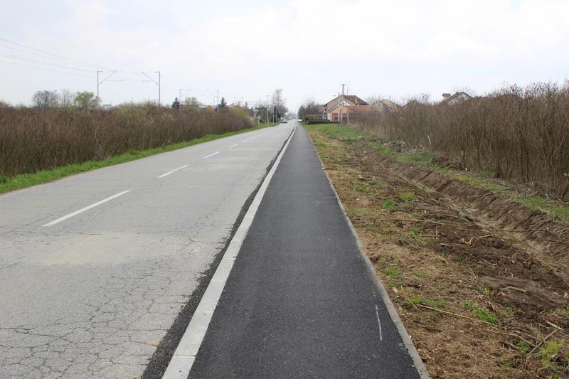 Asfaltirana nova pješačka staza u Lanosovićevoj ulici