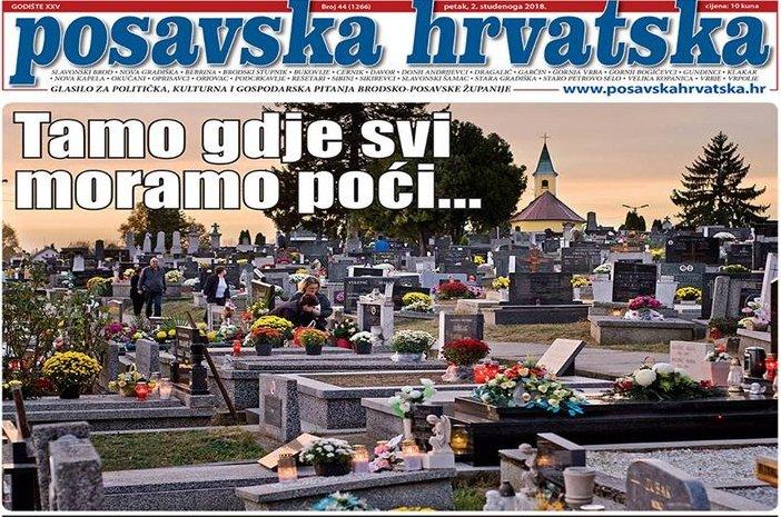 Na kioscima novi broj Posavske Hrvatske