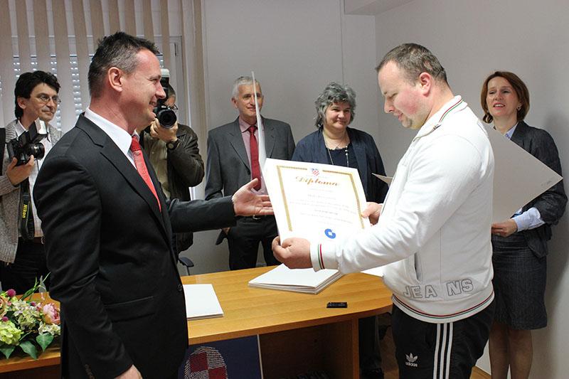 22 novih majstora dobilo diplome Obrtničke komore Brodsko-posavske županije