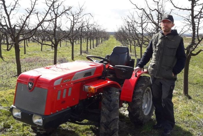 Nakon posla Mladen Petrović žuri u voćnjak: Jednostavno, poljoprivreda mi se uvukla pod kožu