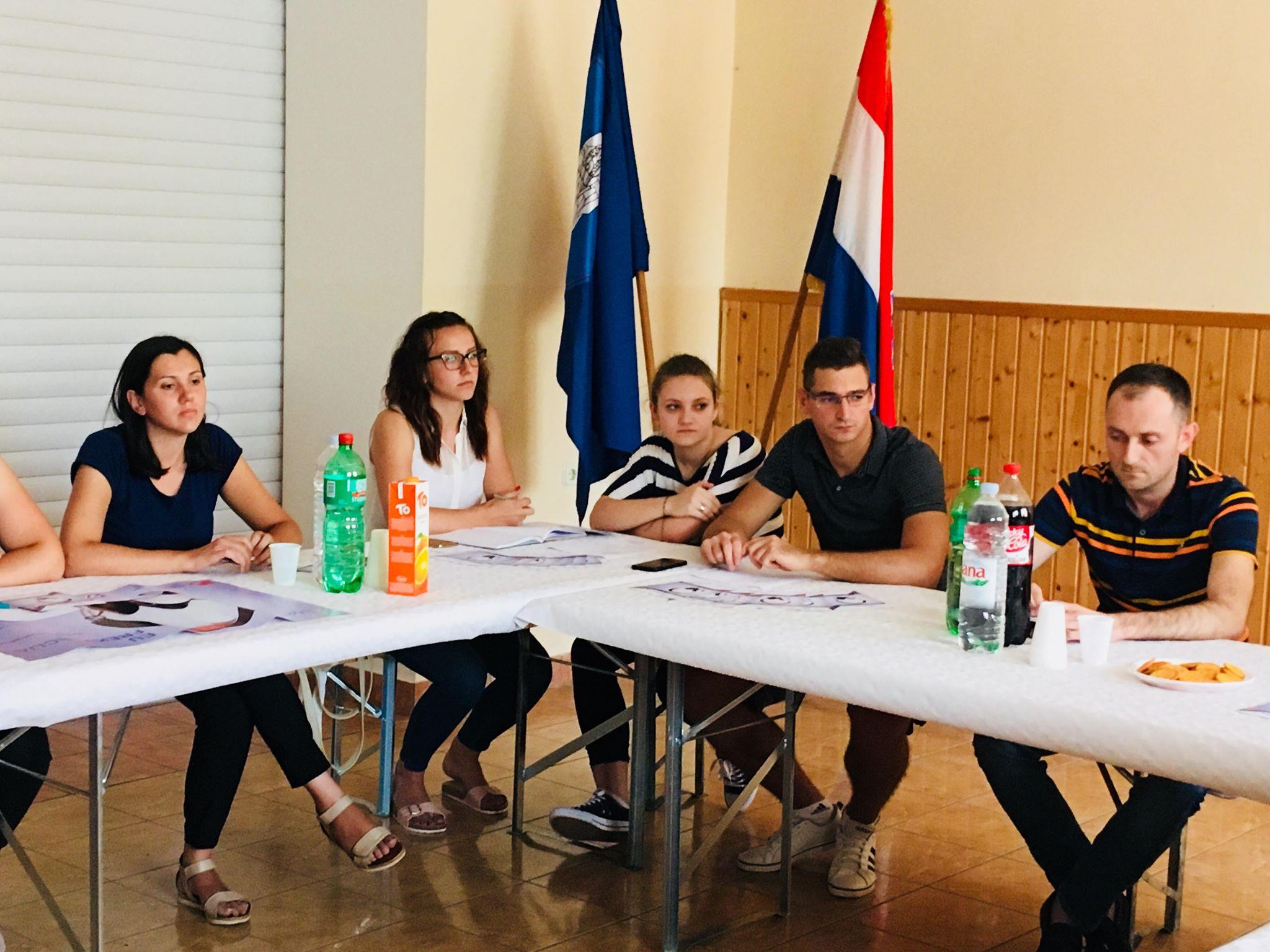 Kroz projekt EU frekvencija održana edukacija mladih iz ruralnih područja