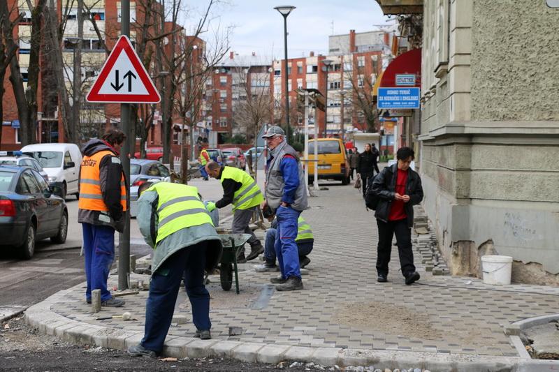 U srijedu 2. ožujka Trg pobjede u Slavonskom Brodu bit će zatvoren za promet