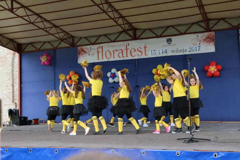 """Otvoren jubilarni 10. Sajam cvijeća """"Florafest"""""""