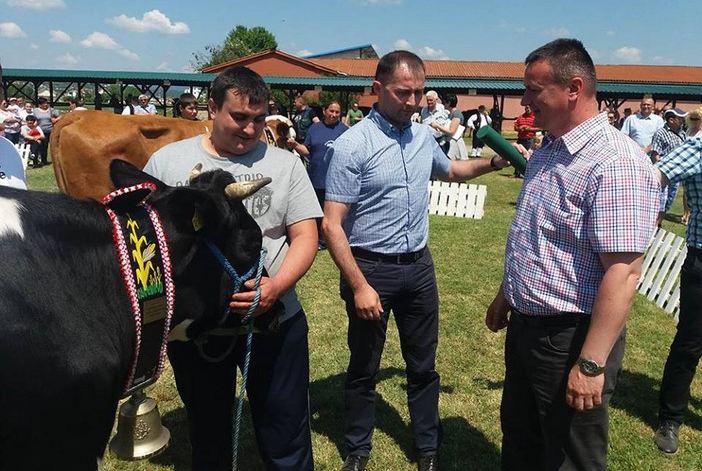 Održana 19. Međužupanijska stočarska izložba i nacionalna iuzložba pasa CAC HR