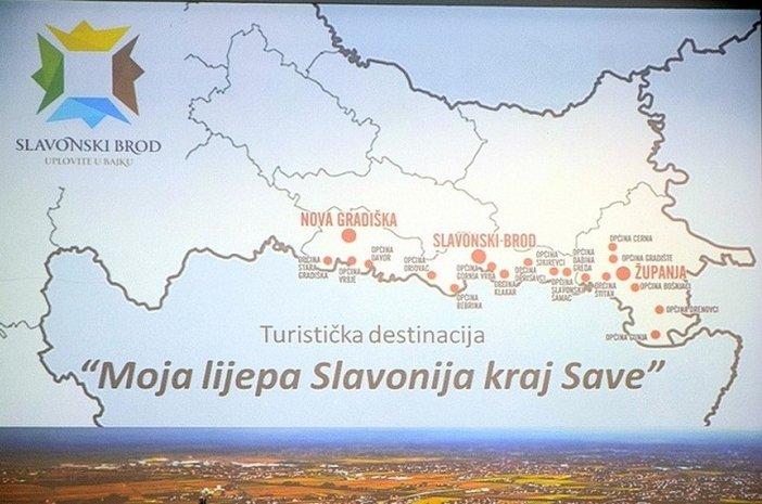 Sava, kravata i nogomet kao brend i turistički potencijal Slavonije