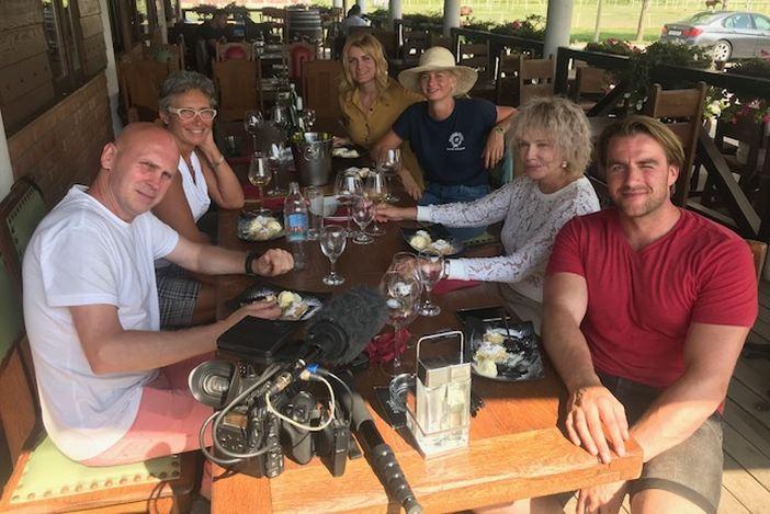 Estonski novinari posjetili našu županiju i Ranč Ramarin