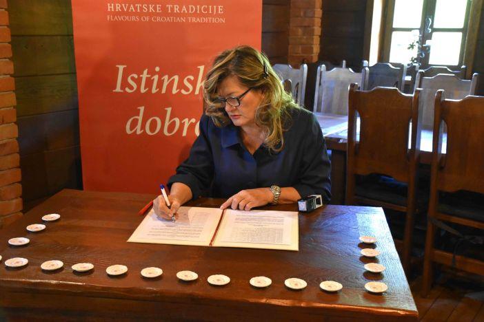 Županijska turistička zajednica ostvarila do sada najveću projektnu suradnju u hrvatskom turizmu