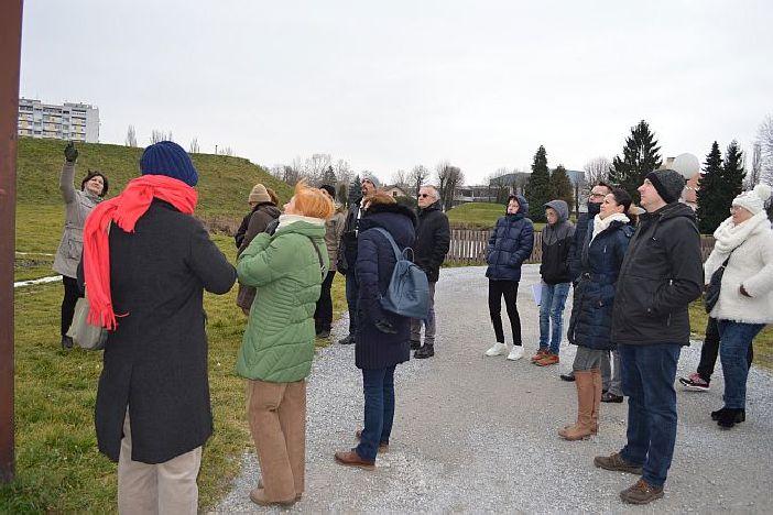 Brođani uživali u razgledavanju Tvrđave