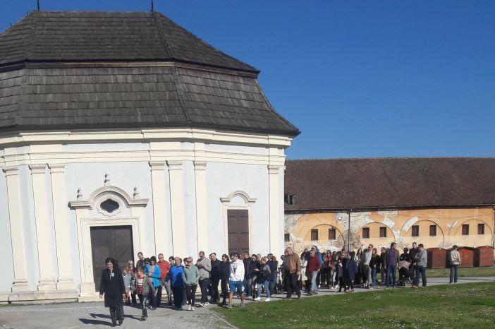 Brođani u organizaciji TZ Brodsko - posavske županije obilazili Tvrđavu