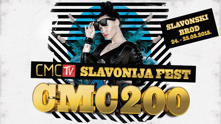 HRVATSKE ŽELJEZNICE Do Slavonskog Broda na CMC festival 40% jeftinije