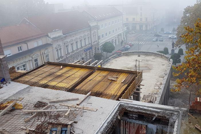 Napreduju radovi na obnovi Hotela Park, kvadratura unutarnjeg prostora će biti dvostruko veća