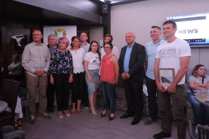 Caffe bar Lutvinka ponovo izabran za najbolji u Slavonskom Brodu, Grozd najbolji restoran