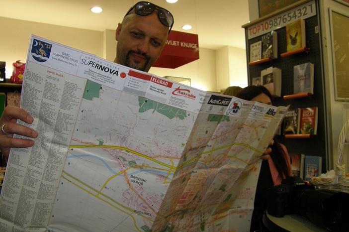 Predstavljeno novo, dopunjeno izdanje plana grada Slavonskog Broda