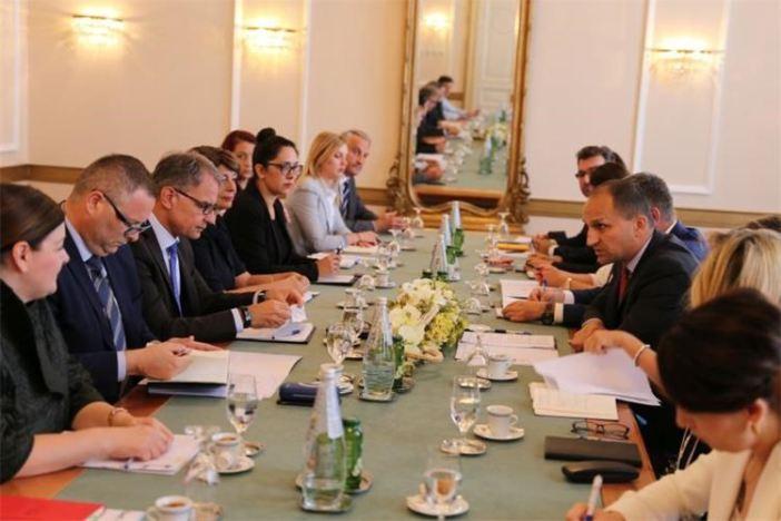 """Potpisan Sporazum o suradnji na kreiranju i promociji turističkog brenda """"Slavonija"""""""