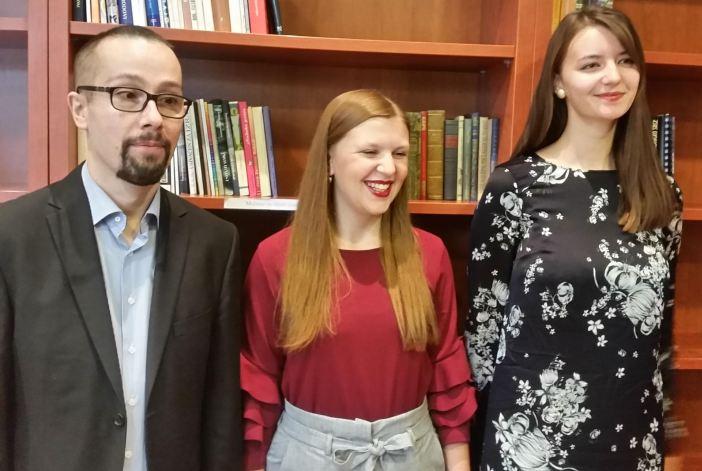 Tadijina nagrada Goranu Gatalici, stipendije Teni i Barbari