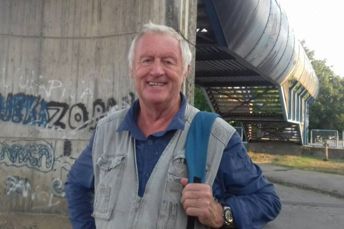 """Chris Tarrant's Extreme Railways"" sniman i u Slavonskom Brodu!"
