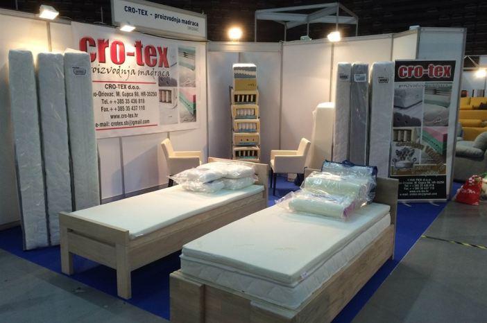 CRO-TEX provodi projekt Novim tehnologijama do boljeg sna