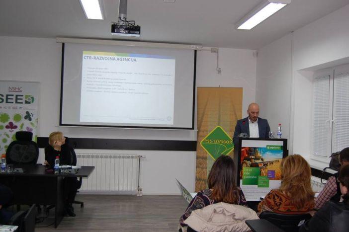 CTR prezentirao iskustva iz IPARD programa u Somboru (Srbija)