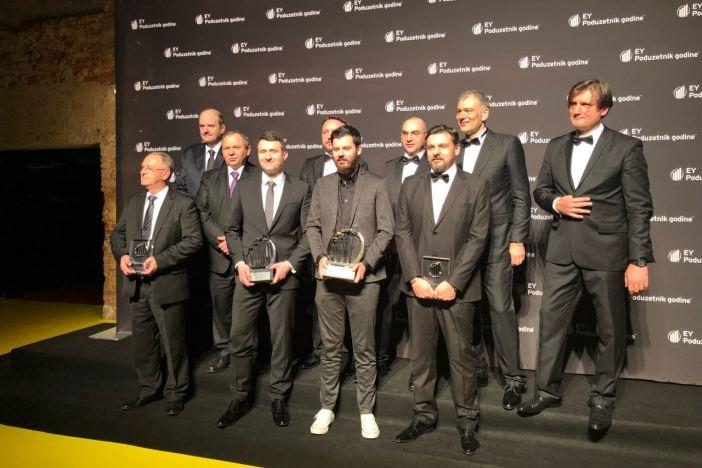 Siniši Staniću (Simplex) nagrada za međunarodno postignuće godine