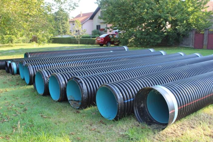 Intenzivirani radovi na izgradnji i rekonstrukciji mreže vodoospkrbe i odvodnje