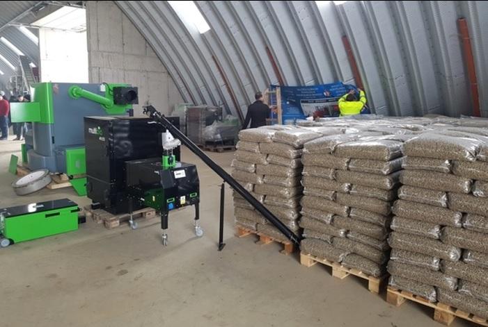 'Eurotim' u Slobodnici prezentirao veliki potencijal korištenja biomase