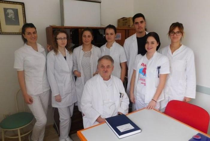 Studenti Medicinskog fakulteta iz Osijeka obavljaju praksu u novogradiškoj bolnici