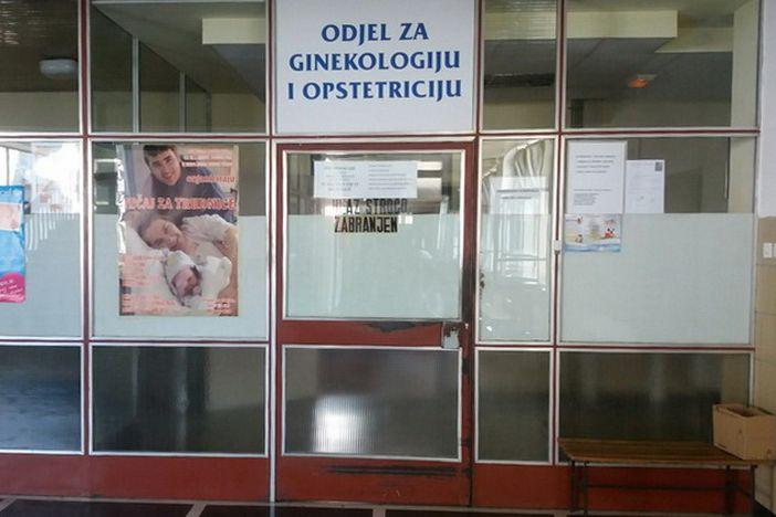 """Gradska uprava donirala klima uređaje rodilištu Opće bolnice """"Dr. Josip Benčević"""""""