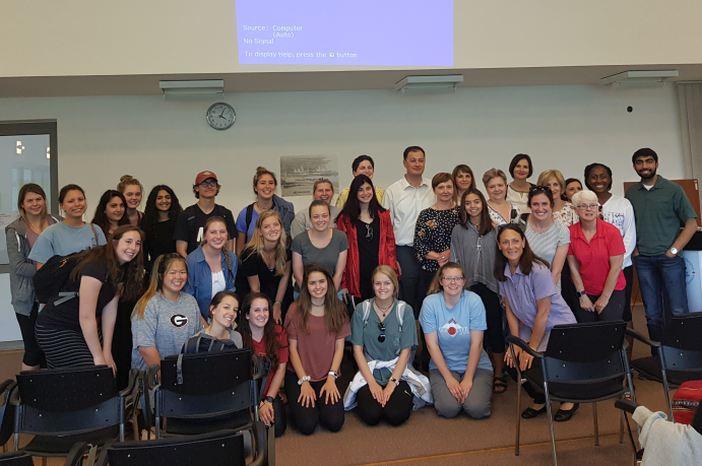 Studenti iz SAD-a gosti Zavoda za javno zdravsttvo BPŽ