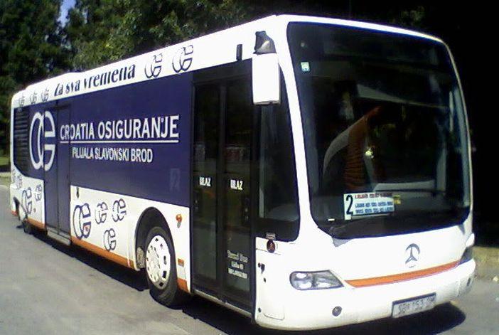 Obavijest o subvenciji javnog gradskog prijevoza građanima grada Slavonskog Broda