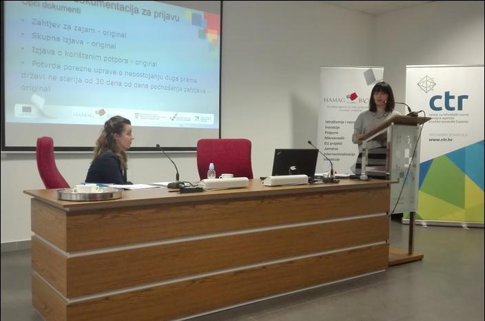 Održana prezentacija ESIF zajmova namijenjenih mikro, malim i srednjim gospodarskim subjektima.