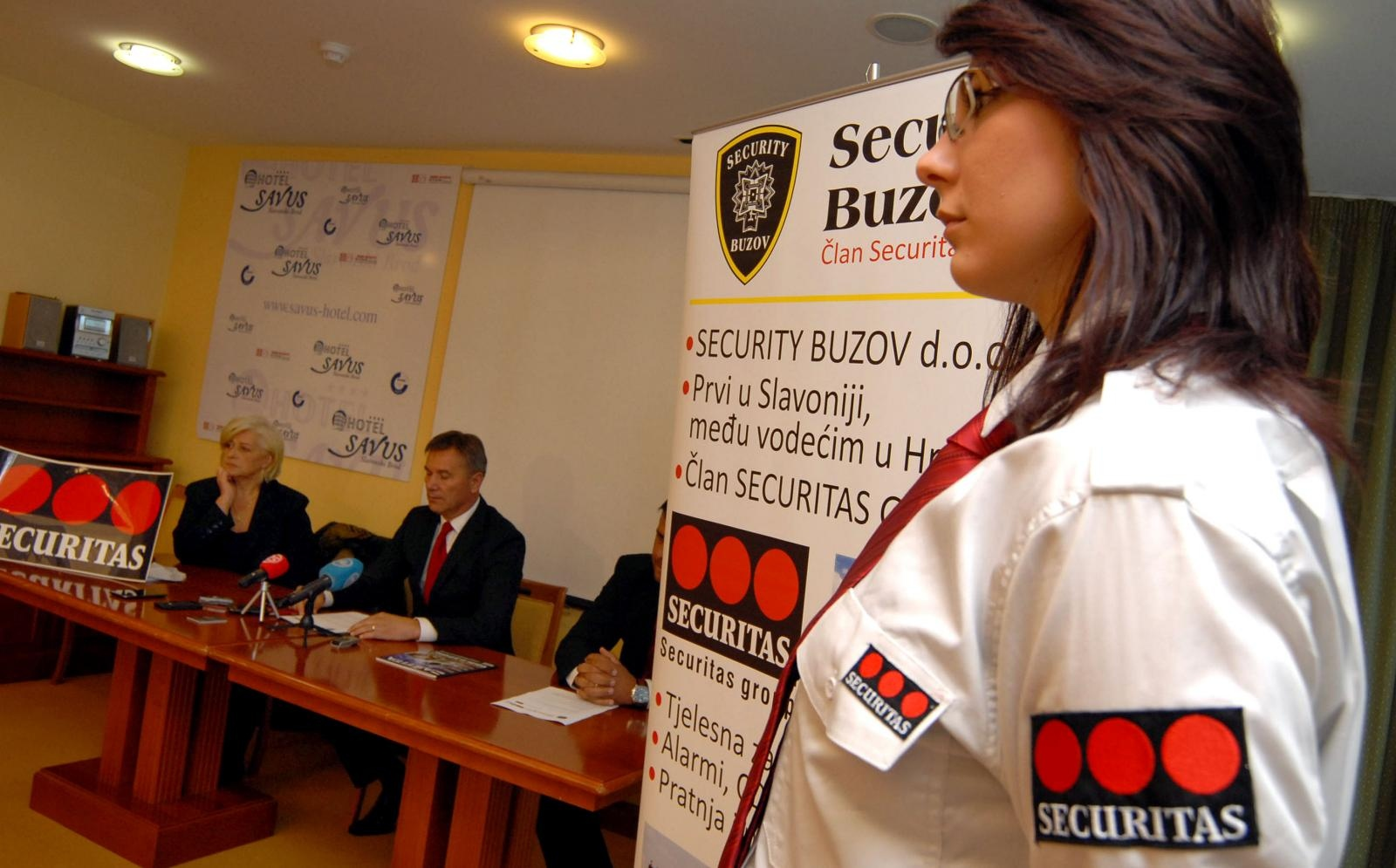Securitas po prihodima istisnuo Sokol Marić