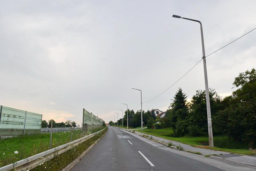 Nova javna rasvjeta za četiri nove gradske ulice