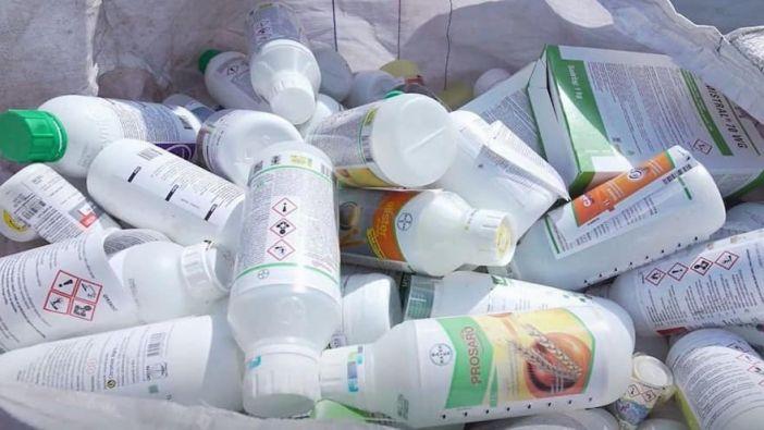 SIBINJ Preuzimanje ambalaže od pesticida
