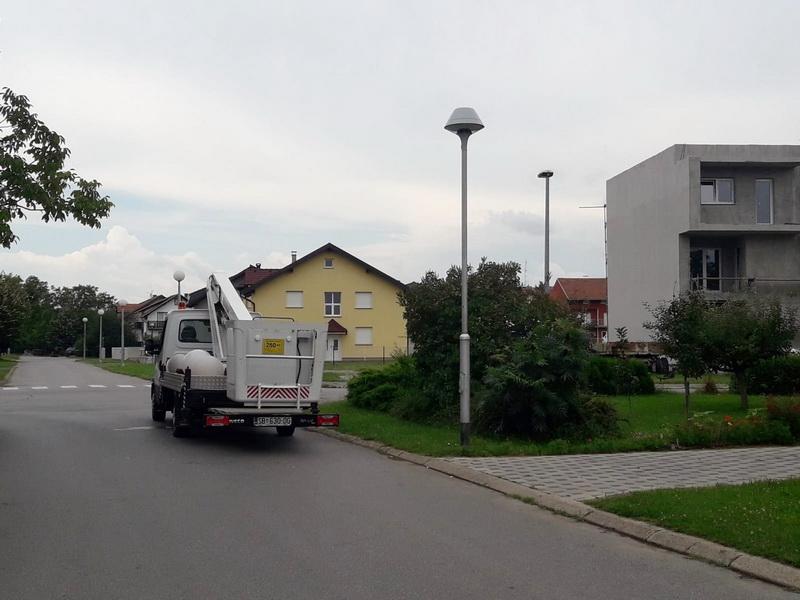 Energetski učinkovita rasvjeta u još dvije gradske ulice
