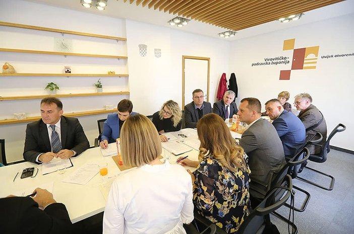 Potpisan Sporazum o izradi master plana prometa istočne Hrvatske