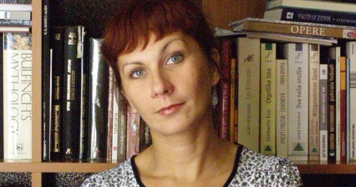Ženskom stranom književnosti: Ivana Šojat