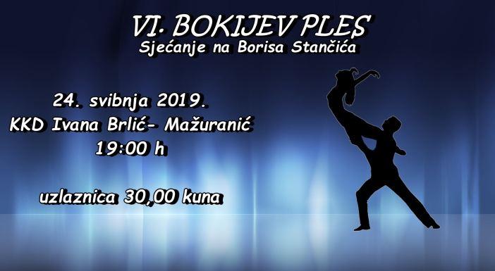 VI. Bokijev PLES - Sjećanje na Borisa Stančića