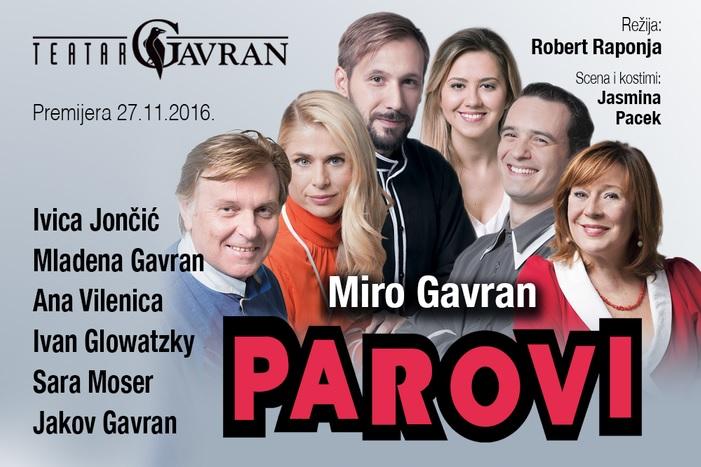 Teatar Gavran: Parovi