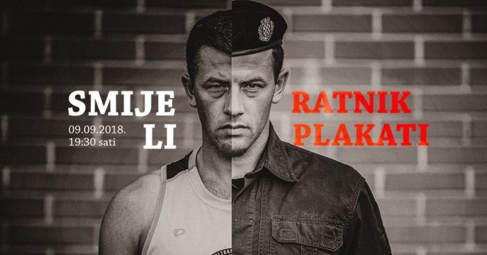 Premijera dokumentarnog filma ''Smije li ratnik plakati''