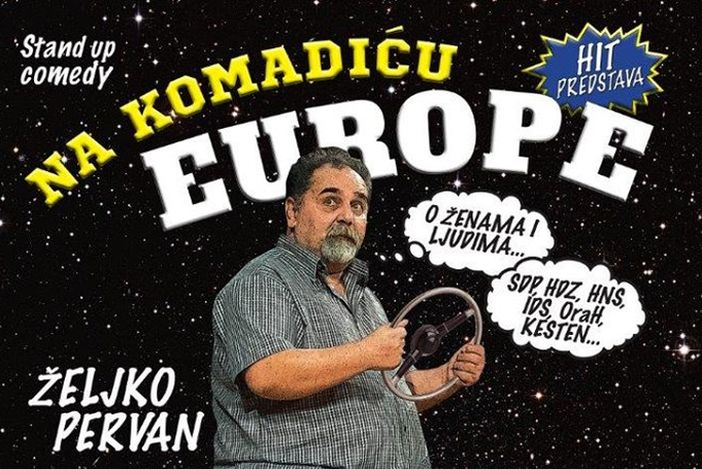 Željko Pervan dolazi u Kazališno-koncertnu dvoranu Ivana Brlić Mažuranić