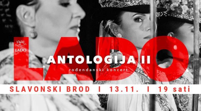 Ansambl LADO u Slavonskom Brodu