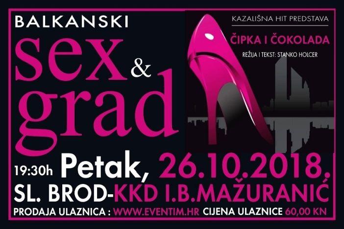 Balkanski sex i grad