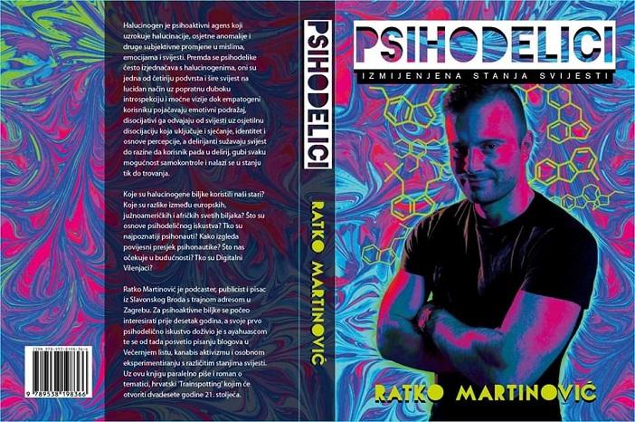 Promocija knjige : Psihodelici izmijenjena stanja svijesti