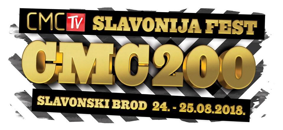 Slavonija Fest - CMC 200 2018.