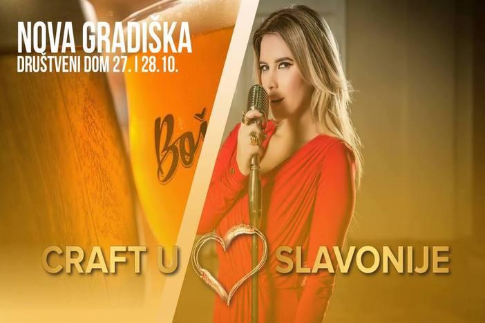 """""""Craft u srcu Slavonije"""", 27. i 28. listopada u Novoj Gradiški"""
