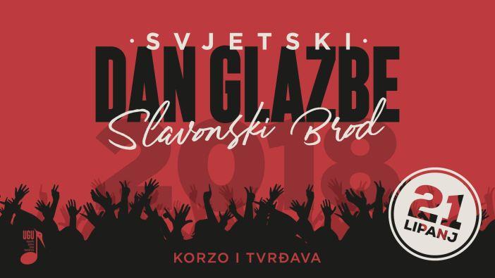 Svjetski dan glazbe u Slavonskom Brodu