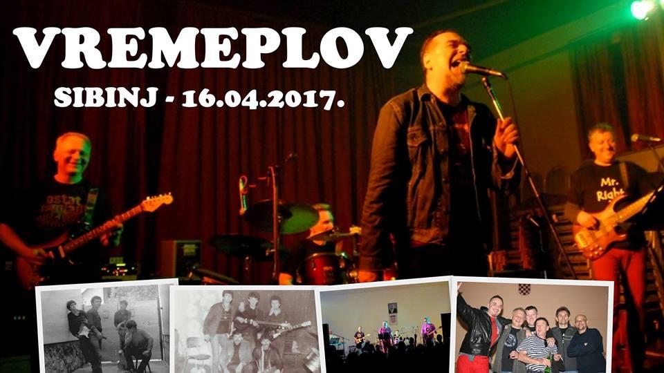 Koncert grupe Vremeplov